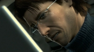 Although I think we're all better off getting that thing with Otacon and his step-mom.