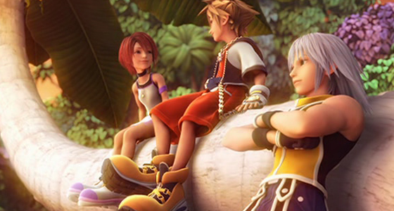 Kairi, Sora, and Riku are best friends. Sure hope nothing bad happens to them, either.